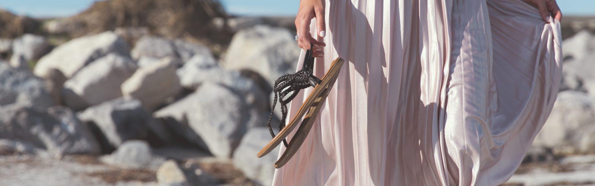 Klapki czy sandały